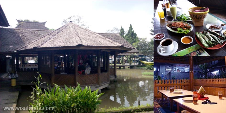 RM Riung Panyaungan Jalan Banjaran - Soreang