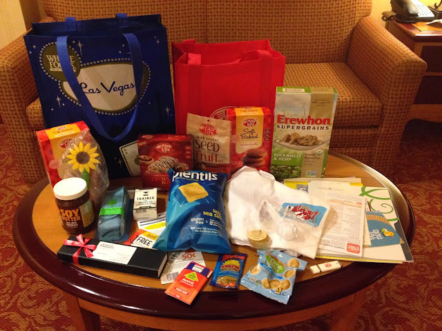 Food Allergy Bloggers Conference Swag