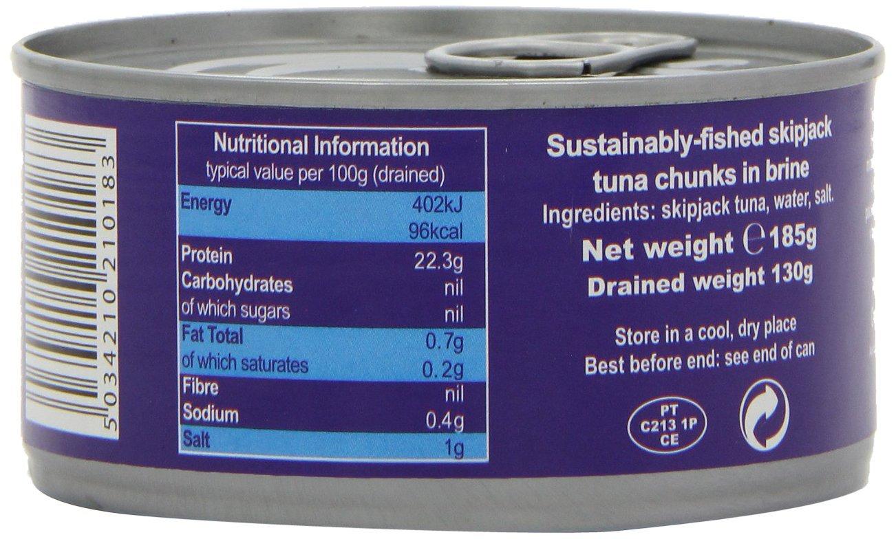 Canned tuna in brine vs tuna in oil vs tuna in water