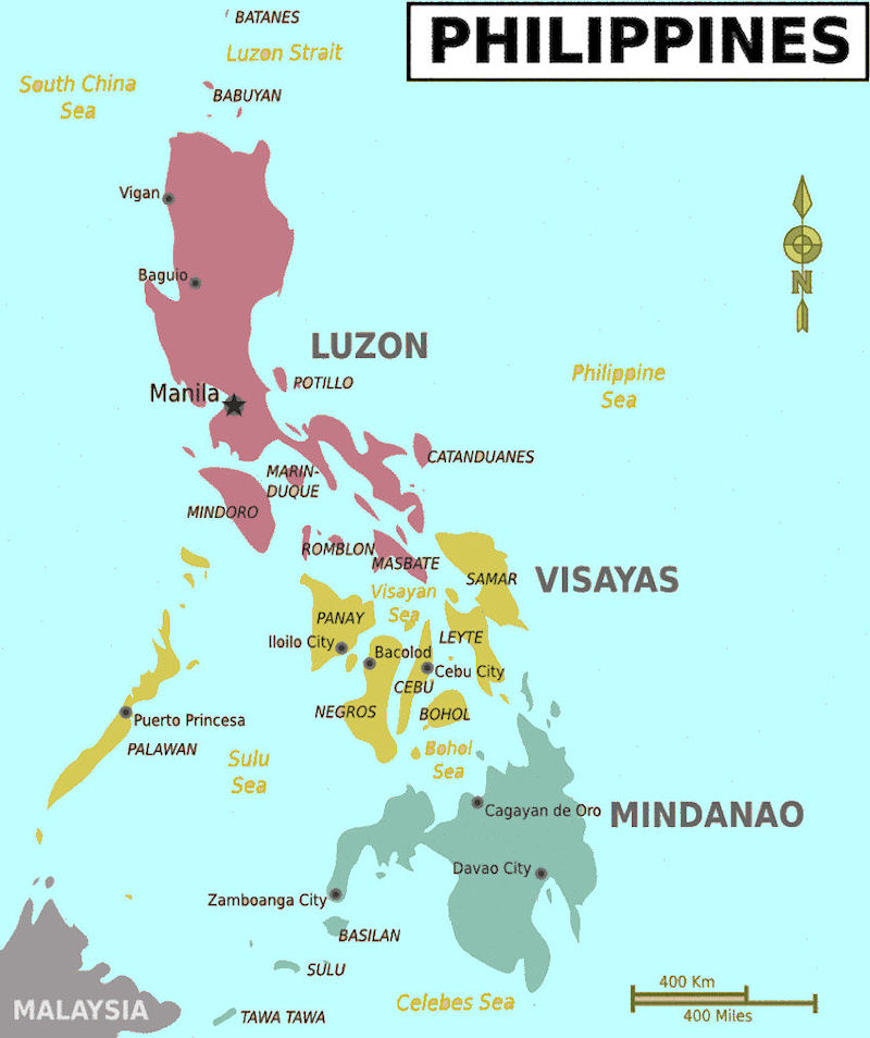 China Matters: Mindanao, Duterte, and the Real History of ...