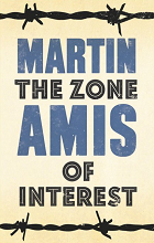 The Zone of Interest by Martin Amis book cover
