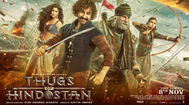 Thugs of Hindostan 2018 Full Movie Download Hd 720p | Download Thugs of Hindostan Full Movie