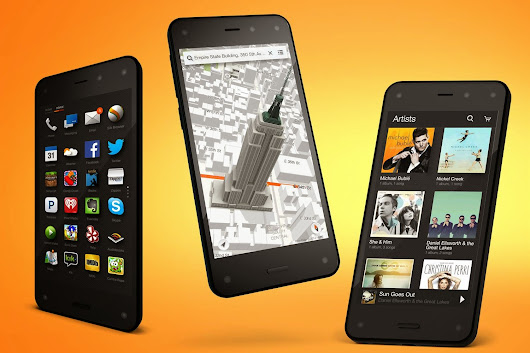 First Look of the Amazon Fire