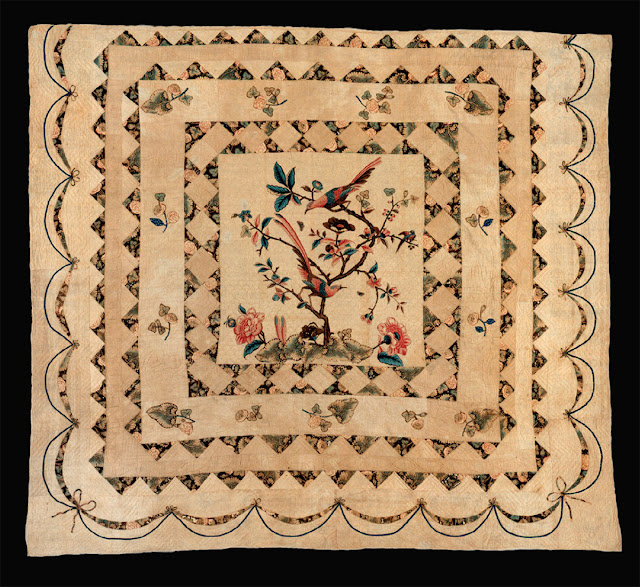 1812 The Three Quilts That Inspired Afton Warrick S Tree