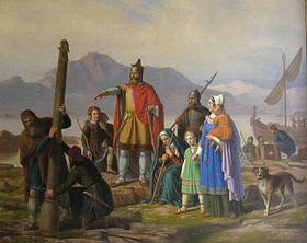 Icelanders origin