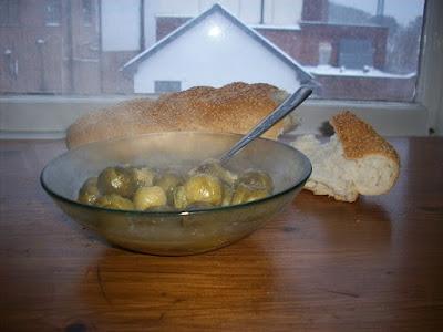 Supă de varză de Bruxelles în 15 min - Rețetă de post optimă în diete