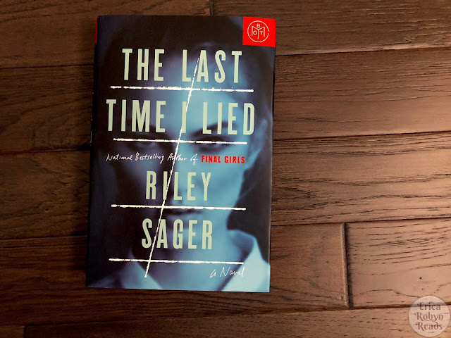 The Last Time I Lied by Riley Sagar BOTM