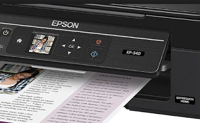 Epson XP-340 Printer Drivers and Software for Microsoft Windows and Macintosh OS