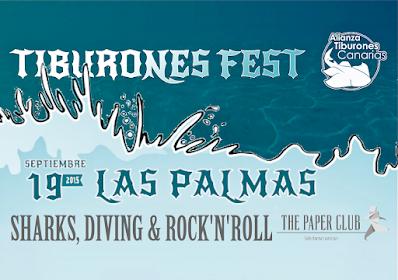 Tiburones Fest Gran Canaria