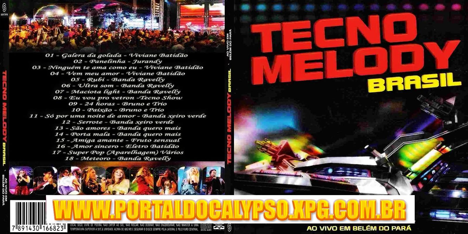 dvd tecnomelody brasil gratis