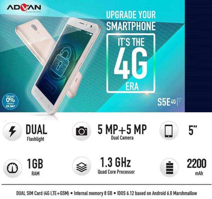 Firmware Advan S5E 4G - BERBAGIKOLEKSI