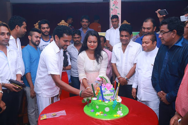 Gayesha Perera Birthday Celebration
