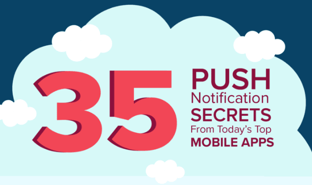 35 Push Notification Secrets From Today's Top Mobile App