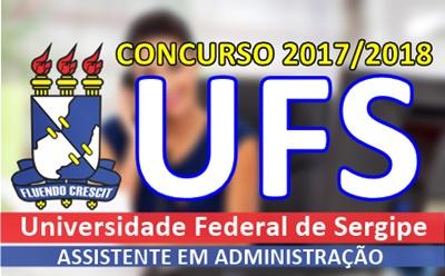 Apostila Concurso UFS 2017