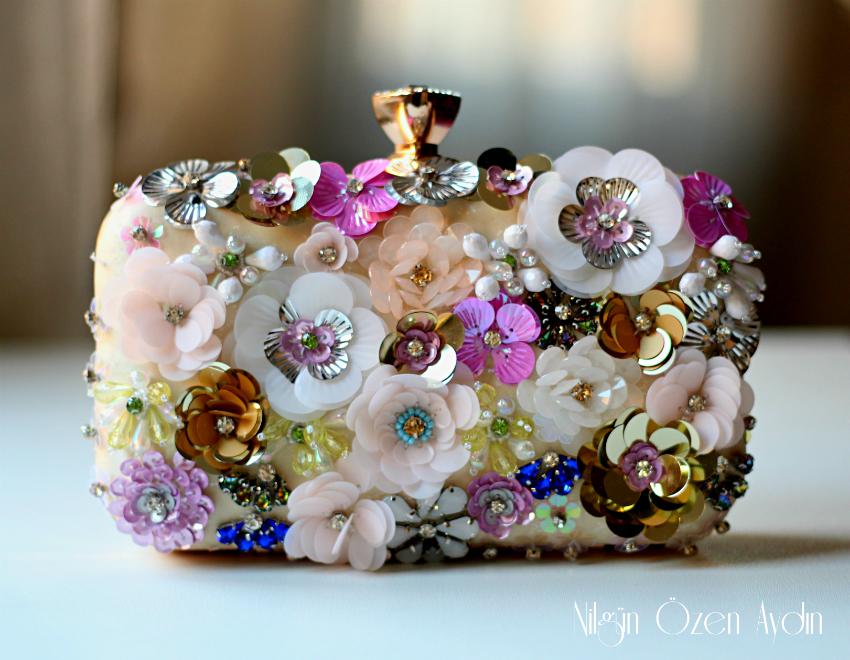 alışveriş-abiye çanta-çiçekli abiye çanta-abiye ayakkabı-moda blogu-fashion blogger
