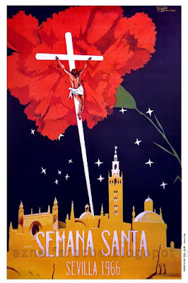 Sevilla - Semana Santa 1966 - P. Ordóñez