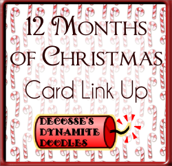 12 months of Christmas - to get your Christmas cards made early