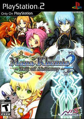 Download Game Mana Khemia 2: Fall of Alchemy PS2 ISO USA - PC-Zone