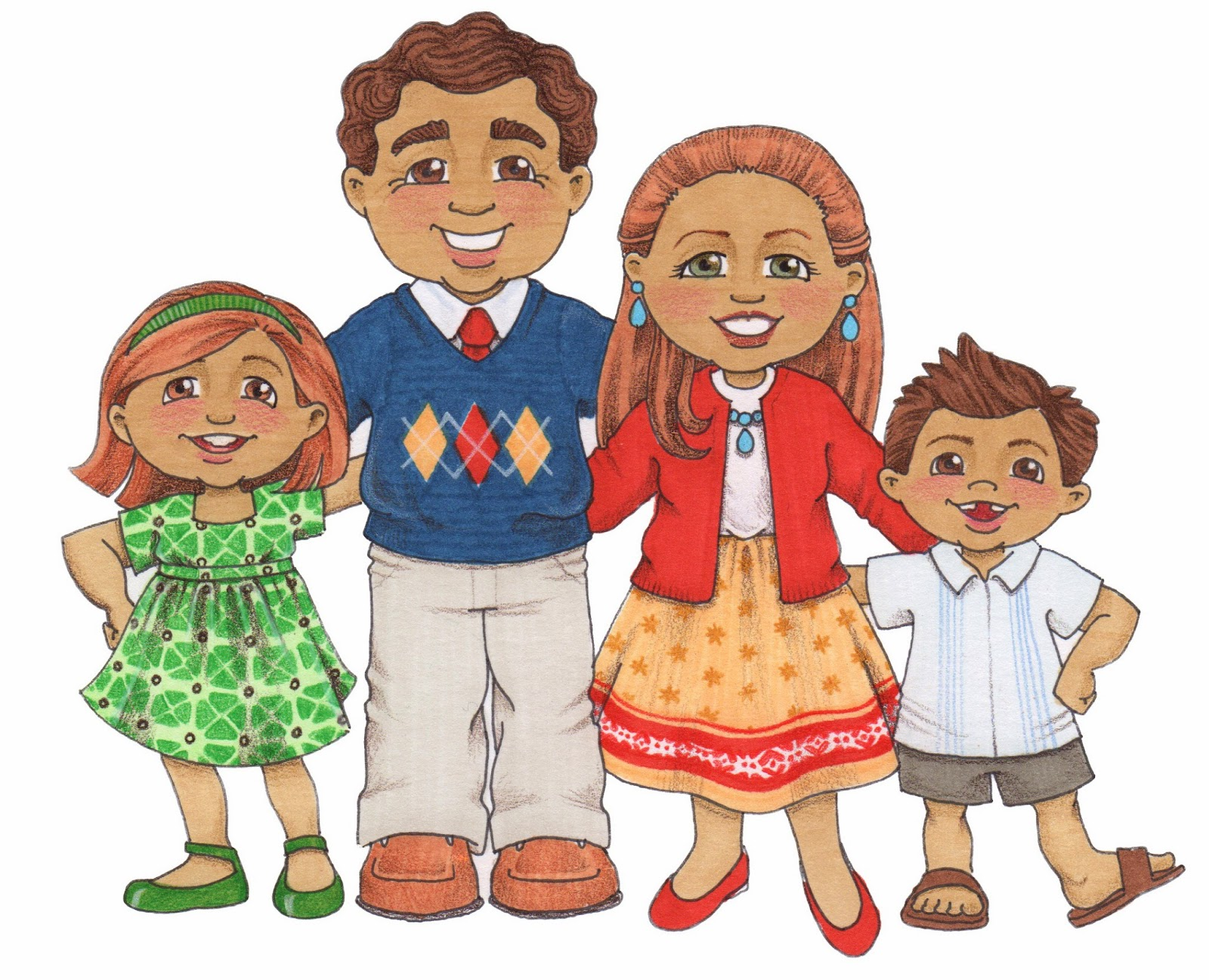 family in clipart - photo #13