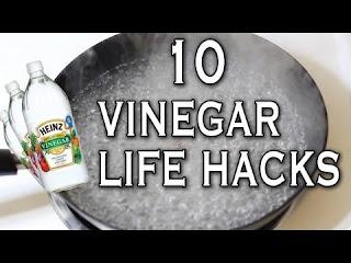 vinegar tricks