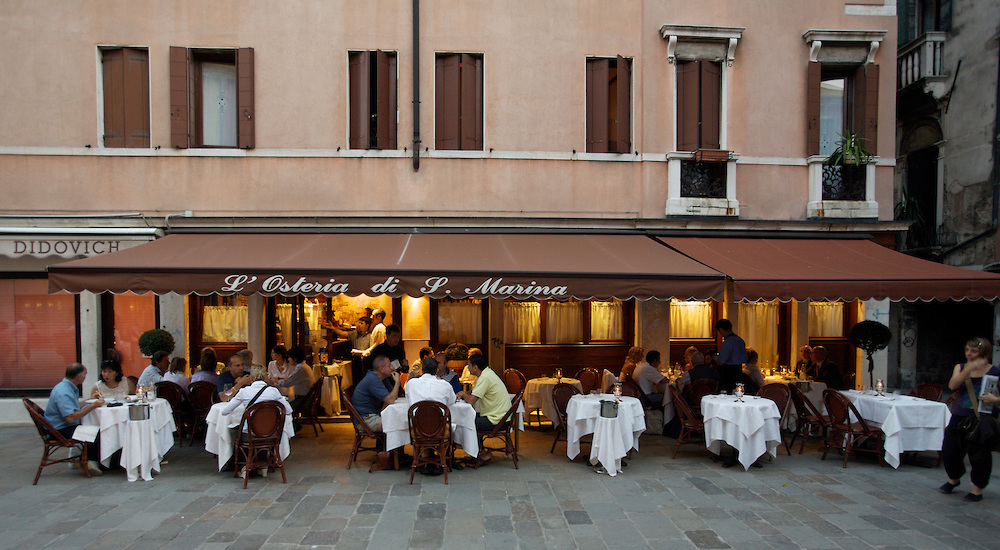 Passion For Luxury The 8 Top Restaurants In Venice