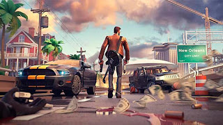 Gangstar New Orleans Terbaru Mod Apk v1.0.1f Data Full version