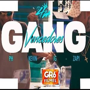 Baixar no Celular 4M Gang MC PH, MC Kevin, MC IG e Zapi -  Vencedores Mp3