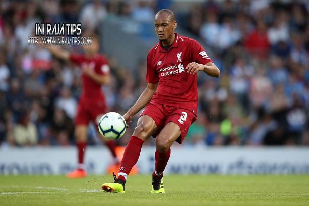 PSG Ingin Datangkan Fabinho Dari Liverpool