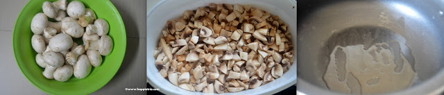 Step 1 how to prepare Mushroom Gravy