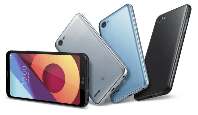 LG Finally Launch LG Q6+, LG Q6, and LG Q6a smartphones. See their Specs