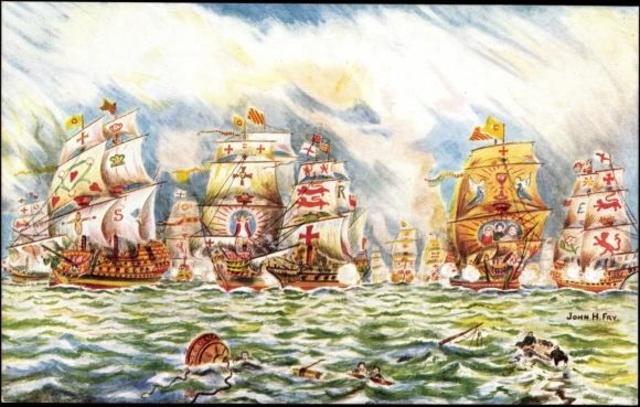 Epic World History: Spanish Armada