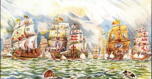 Epic World History Spanish Armada