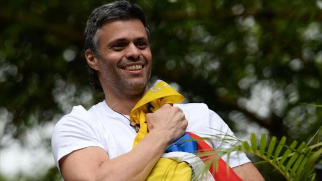 López pide a Macri que no pare presión internacional contra Maduro