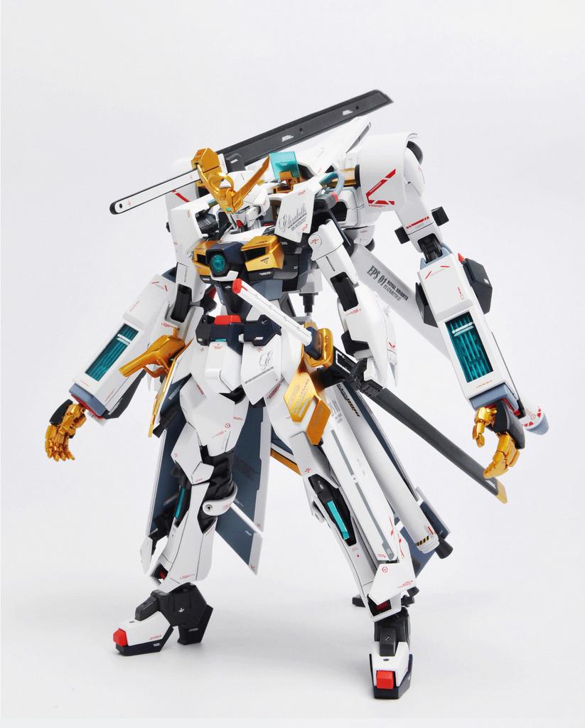 GUNDAM GUY: 1/100 Gundam Elizabeth