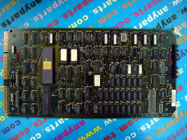 FISHER ROSEMOUNT RS3 01984-2759-0008 RS3 OI Processor III