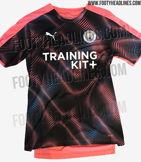 5e74d3e1a Puma Manchester City 19-20 Stadium Jersey Leaked - Footy Headlines