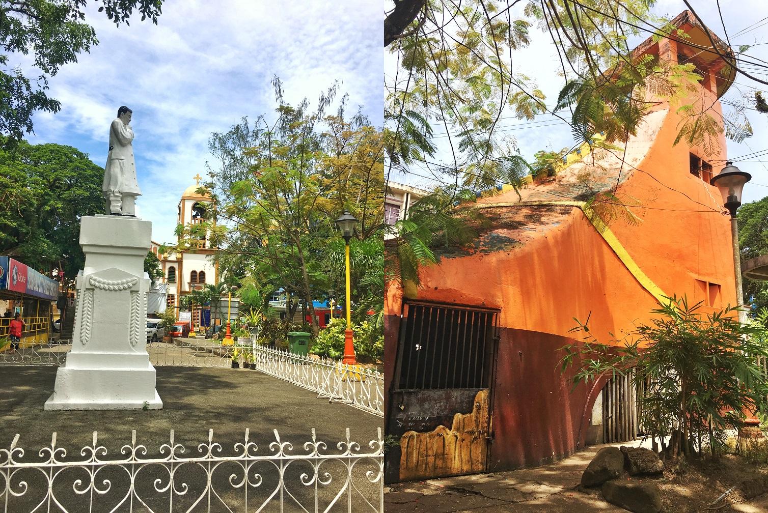 Luneta Rizal Park Surigao del Norte