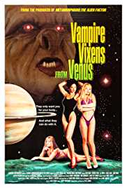 Vampire Vixens from Venus 1995 Watch Online