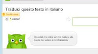 Apprendere lingue straniere giocando su iPhone, Android e via web: Duolingo