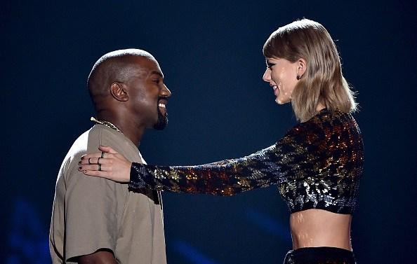 Kanye West respondió a un paparazzi sobre Taylor Swift