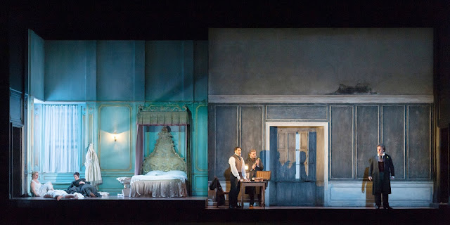 Donizetti's Lucia di Lammermoor - Royal Opera House  photo ROH/Stephen Cummiskey