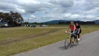 bicicleta paa pessoas invisuais
