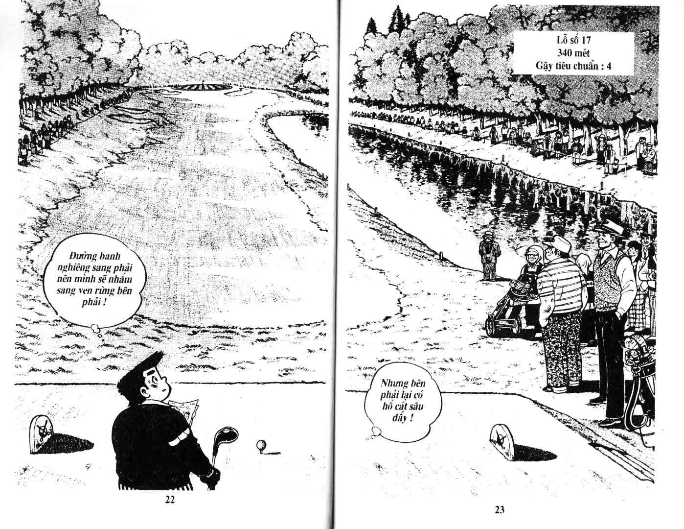 Ashita Tenki ni Naare chapter 38 trang 9