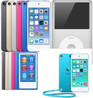 Kategori iPod