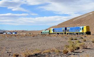 Convenio con el Ejército para reactivar el ferrocarril en Salta