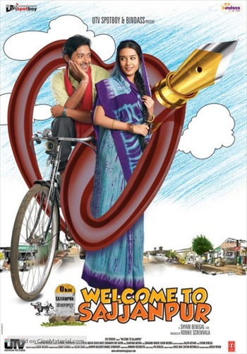 Welcome To Sajjanpur 2008 Hindi Movie Download