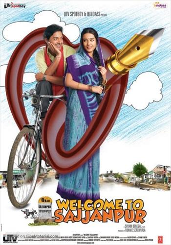 Welcome To Sajjanpur 2008 Hindi Movie Download