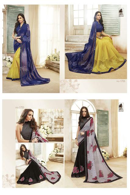 Sarees Catalogue Pavitraa By Sahiba