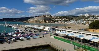 Puerto de Peñíscola.