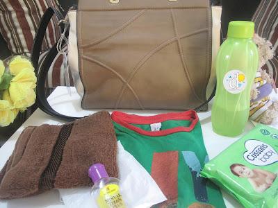 Giveaway Blog isi Tas